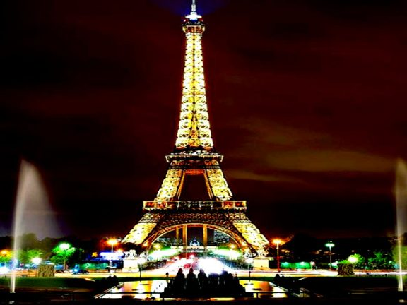 Paris Tour Best View