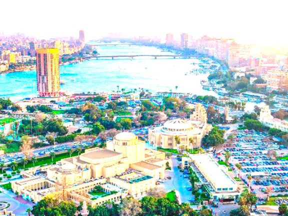Cairo Tour Best View