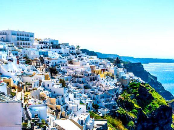 Santorini Tour Best View