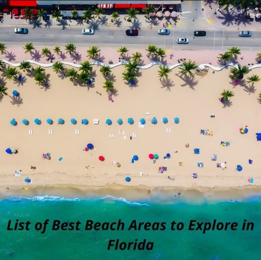 Best Beach Areas to Explore in Florida