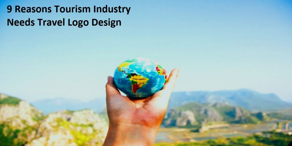 9 Reasons Tourism Industry Needs Travel Logo Design