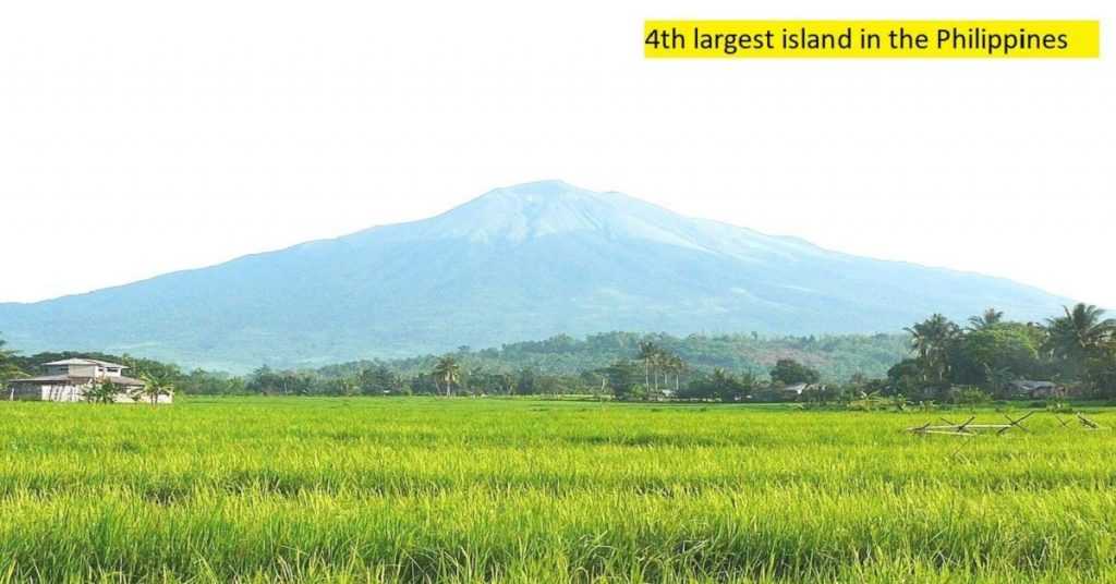 4th Largest Island in the Philippines